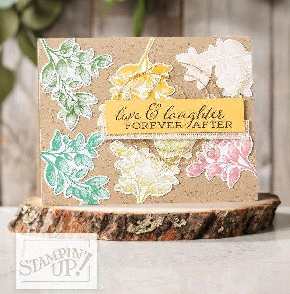 ForeverGreenery card
