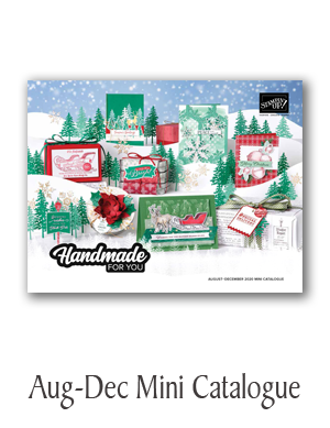 Aug-Dec Mini Catalogue